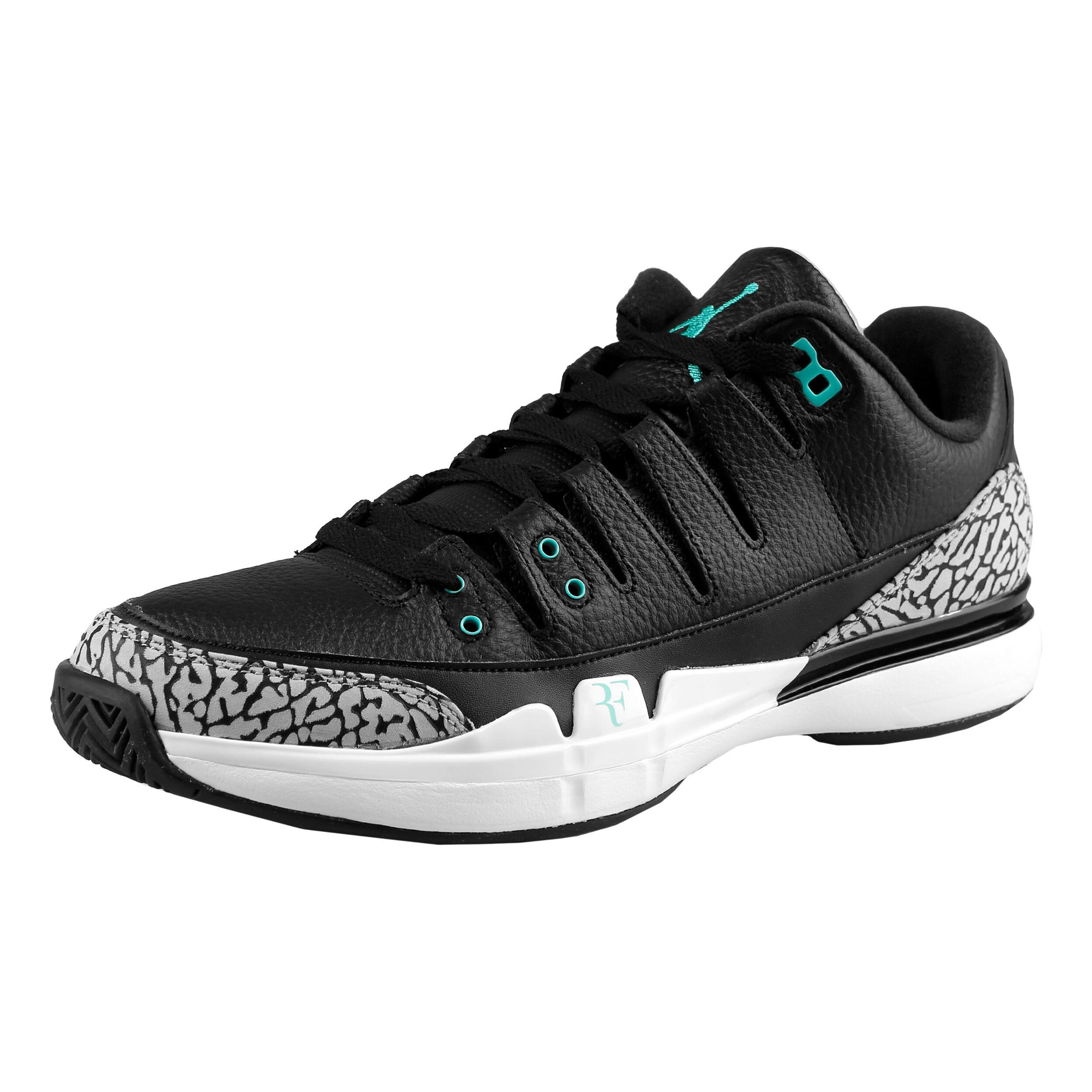 Nike Zoom Air Jordan Vapor Federer Tout Terrain Chaussure Roger 3 7Ybv6fgyI