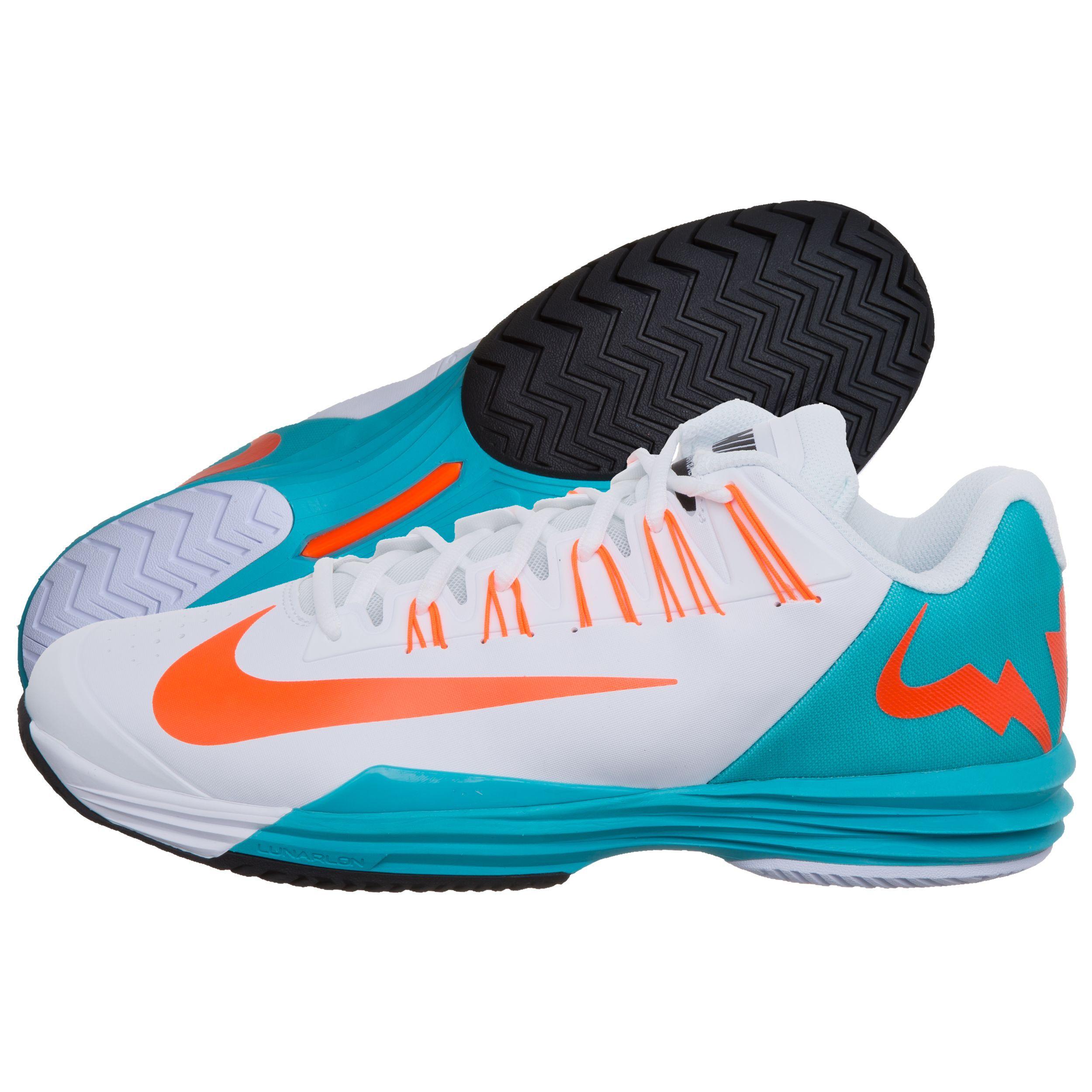 Nike Rafael Nadal Lunar Ballistec Chaussures Toutes Surfaces