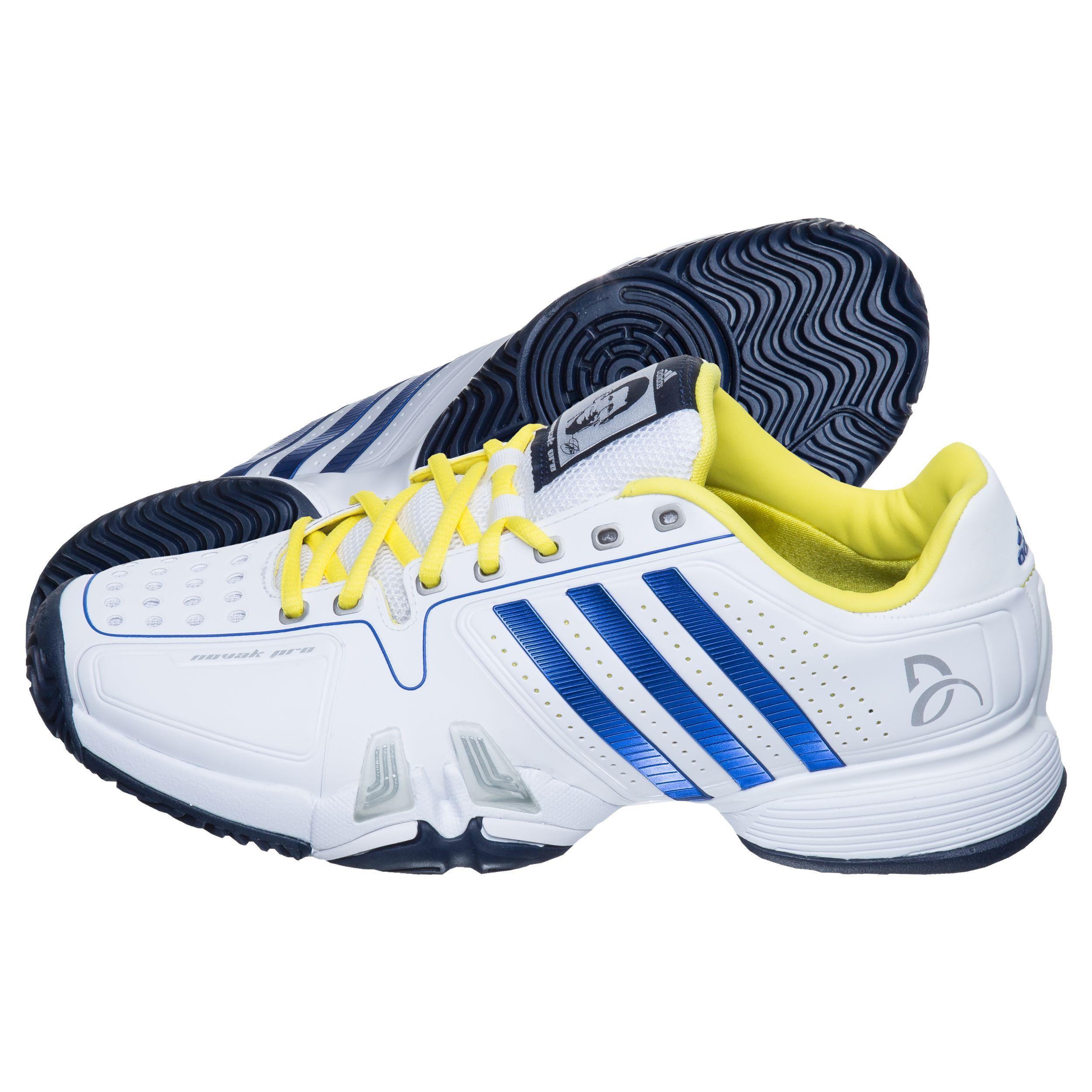 adidas Novak Djokovic Pro Chaussures Toutes Surfaces Hommes