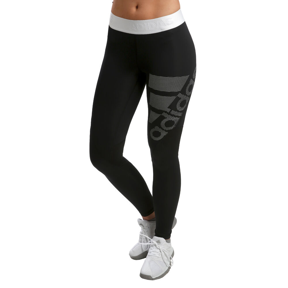 AlphaSkin Sport Logo Pack Solid Collant Tight Femmes
