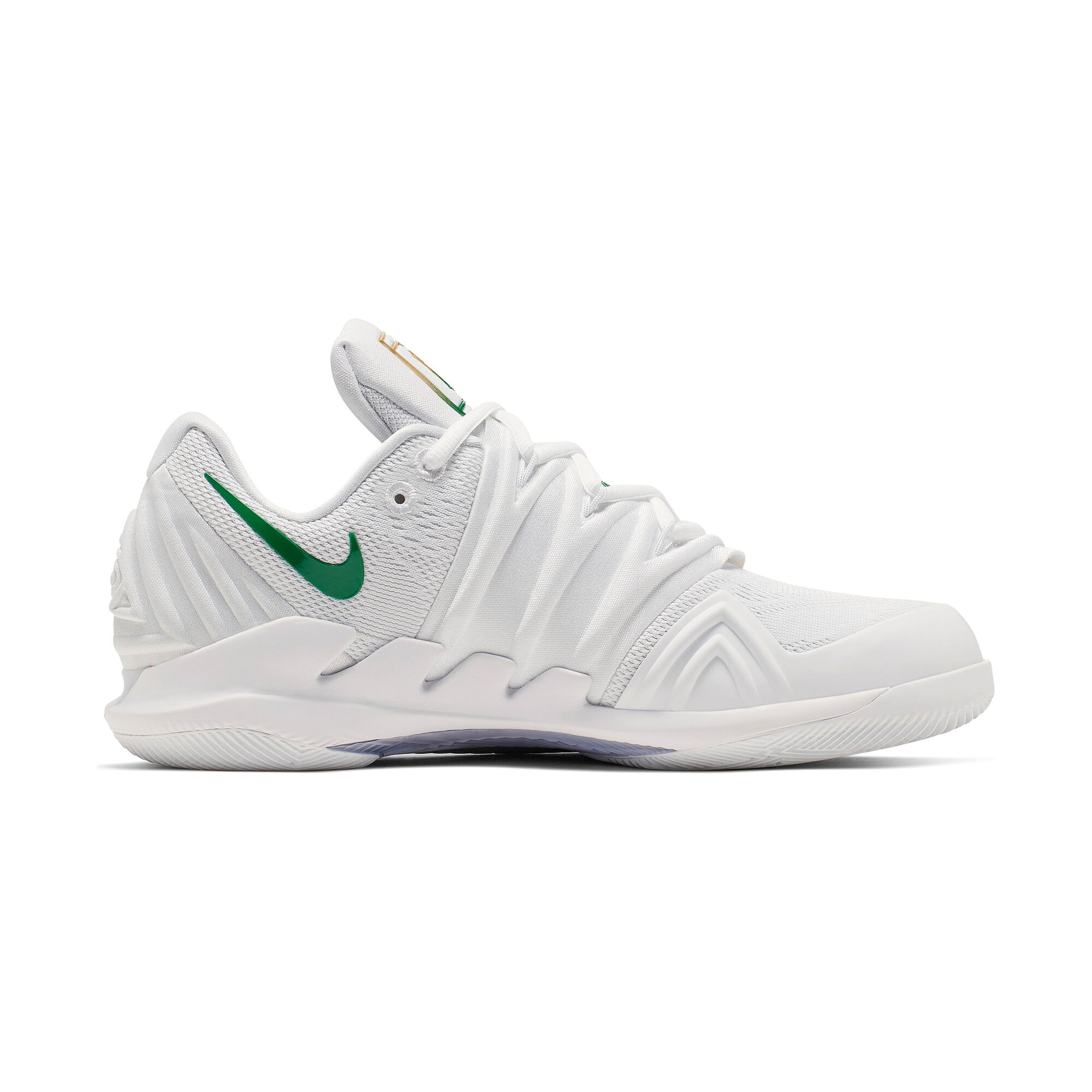 c886fca83183 Nike Air Zoom Vapor X Kyrie V Chaussure Tout Terrain Hommes - Blanc ...