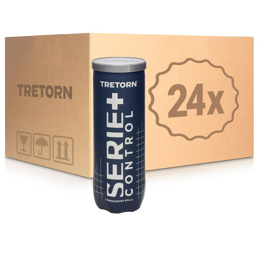 Serie+ Control 24 Tubes De 3 En Carton