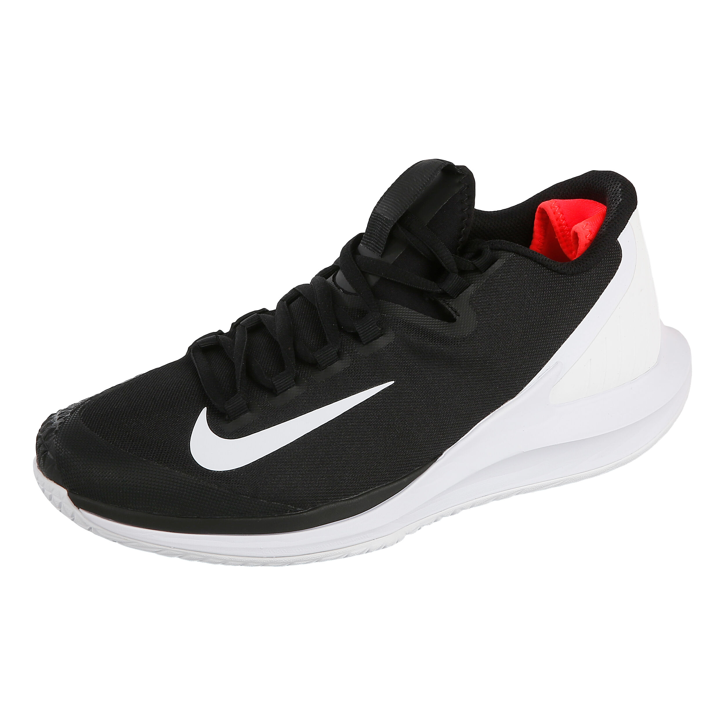Zoom Chaussure Tout NoirBlanc Zero Hc Terrain Hommes Nike Air uTc315JKlF