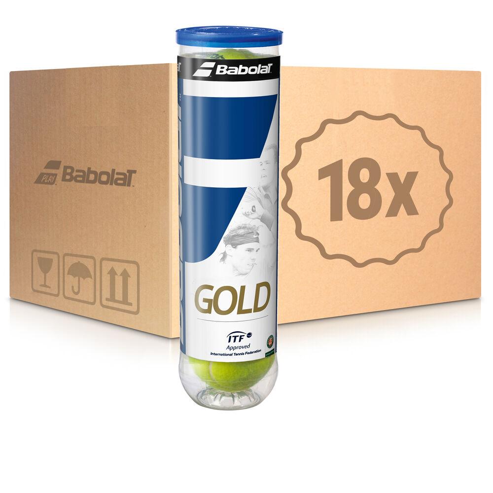 Gold Pet 18 Tubes De 4 En Carton