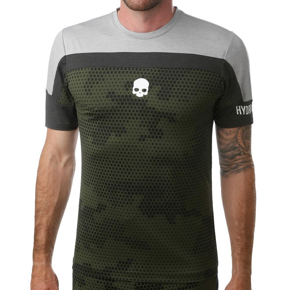 Tech Camo T-shirt Hommes