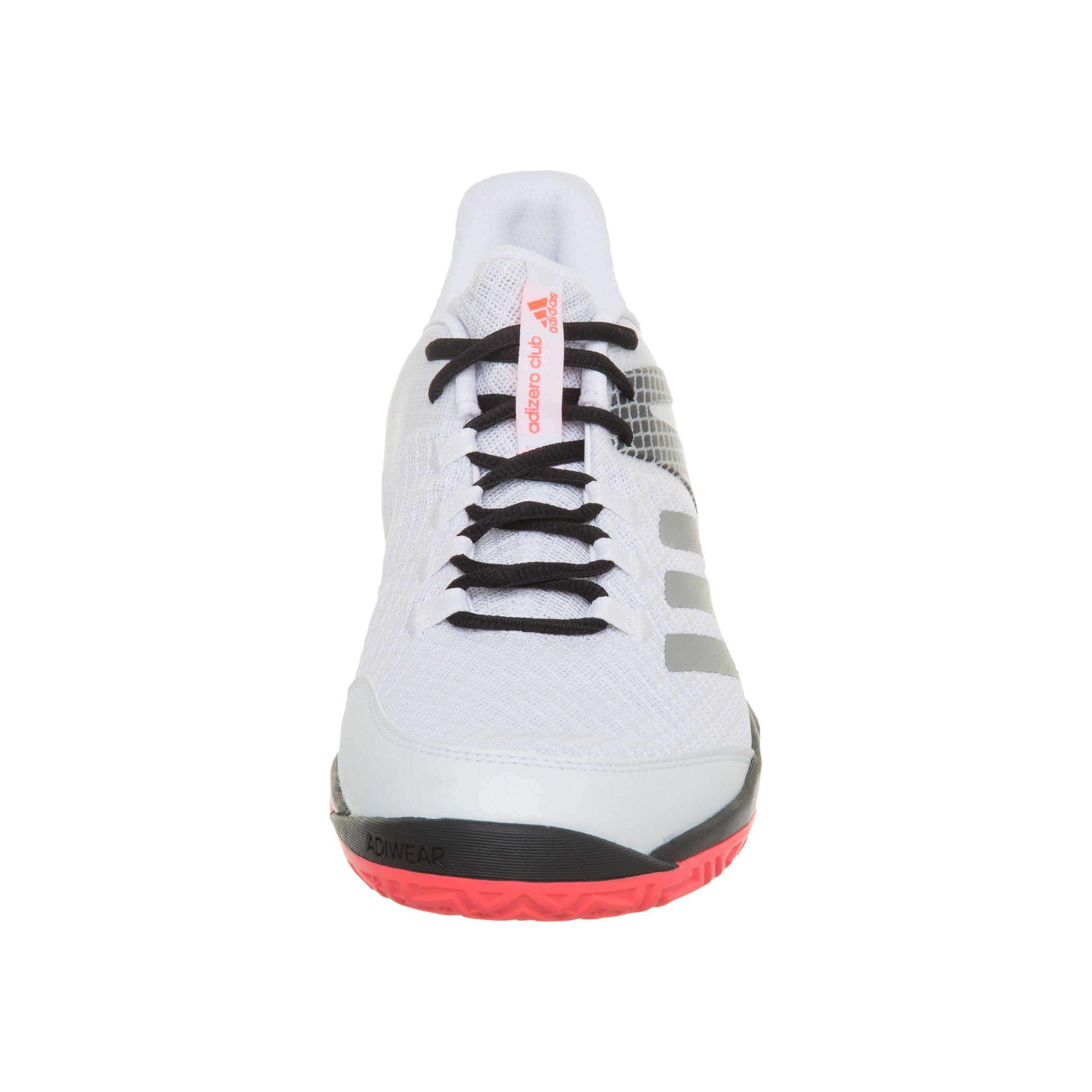adidas Adizero Club 2 Chaussure Tout Terrain Hommes Gris