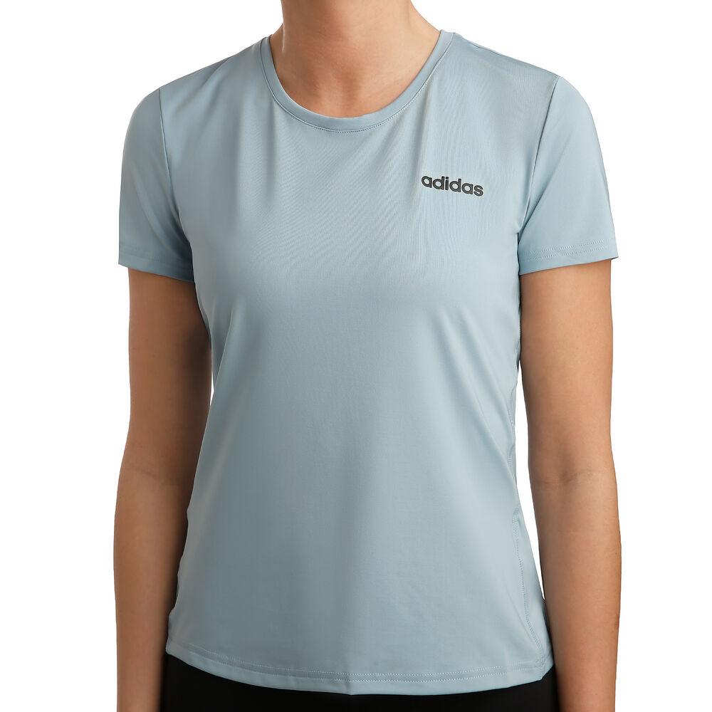 D2M Solid T-shirt Femmes