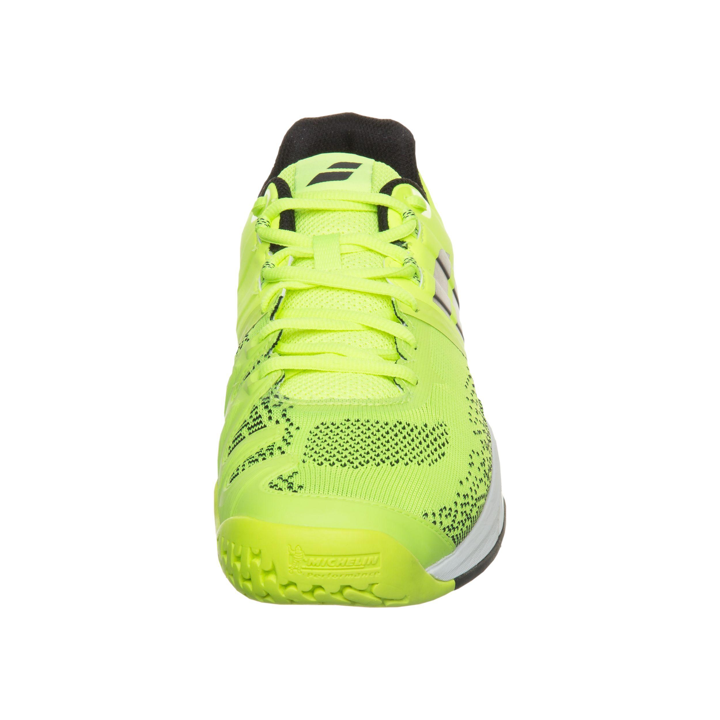 Chaussure Babolat Propulse Blast Jaune : Achat chaussure de