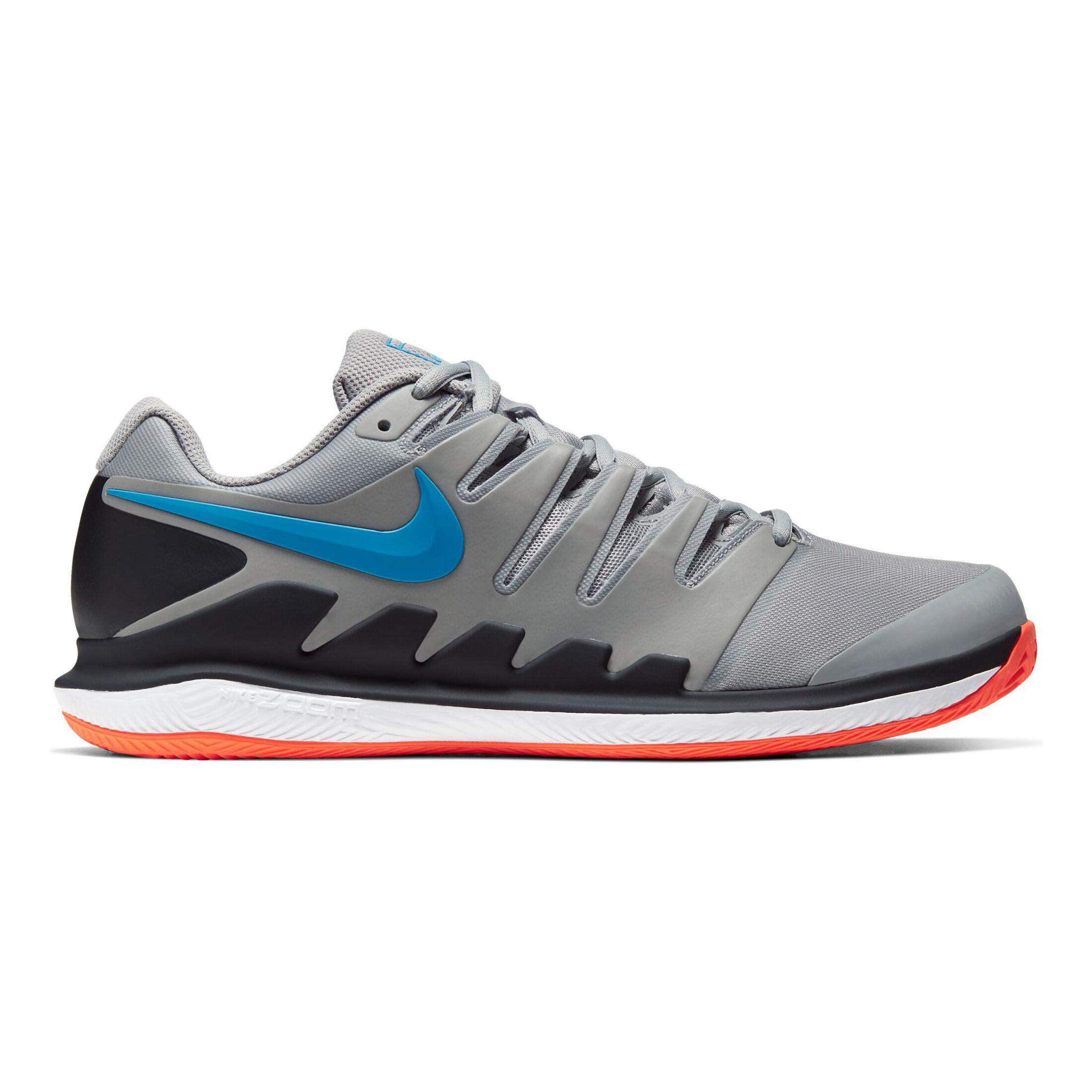 Chaussures Nike Air Zoom Vapor X Rouge Blanc Bleu 2019