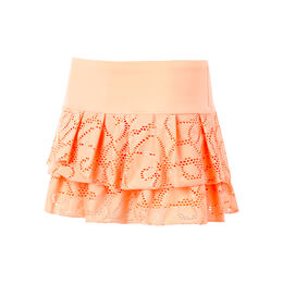 Lace Flounce Skirt Girls
