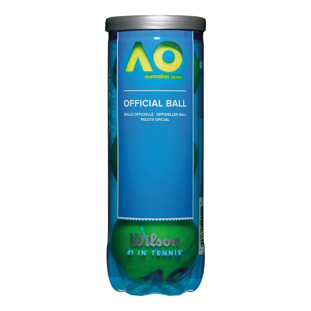 Australian Open Tube De 3