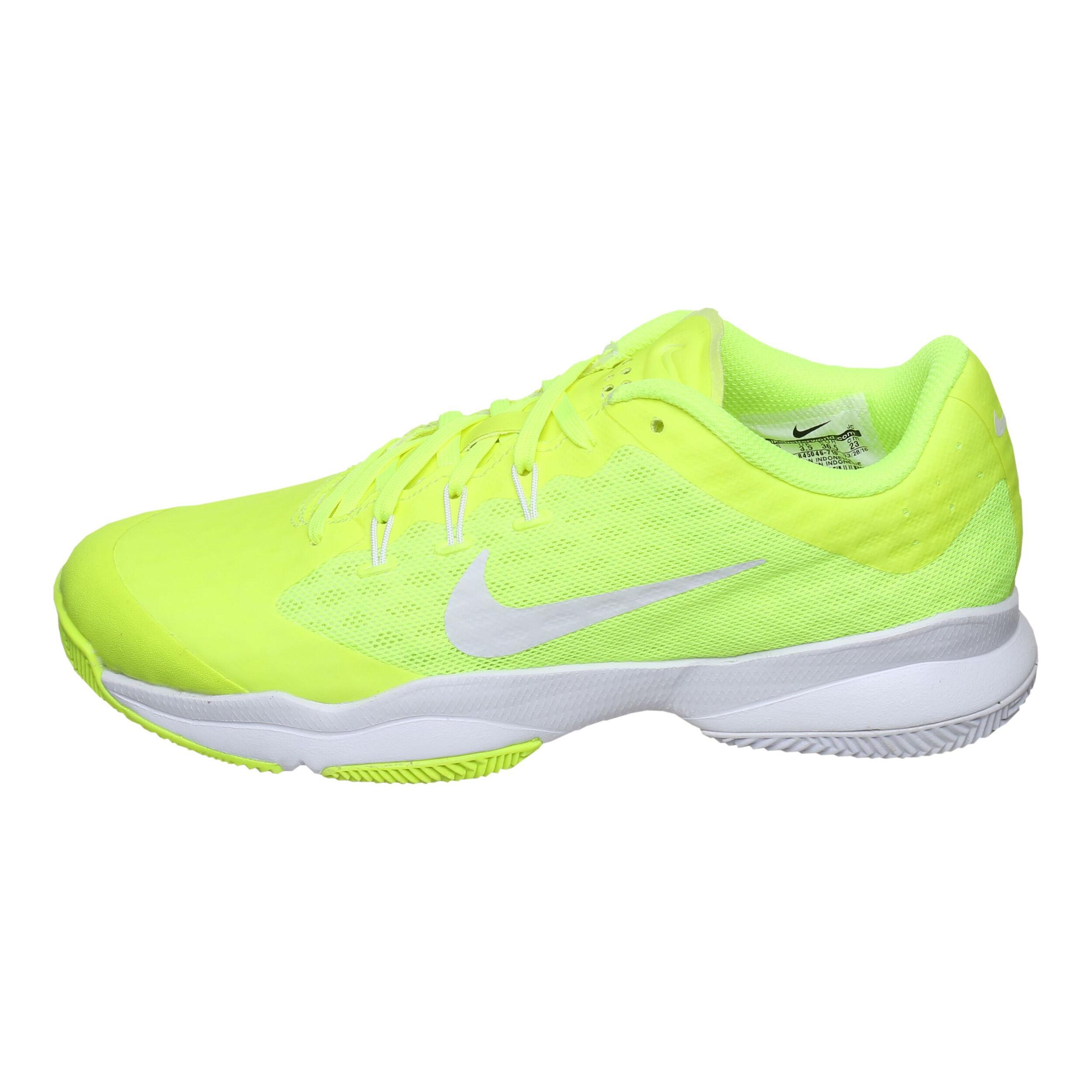 Nike Air Zoom Ultra Chaussure Tout Terrain Femmes Jaunes
