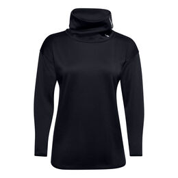 Armour Fleece Funnel Neck Tee Women