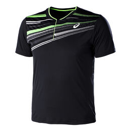 Court Graphic Polo Shirt