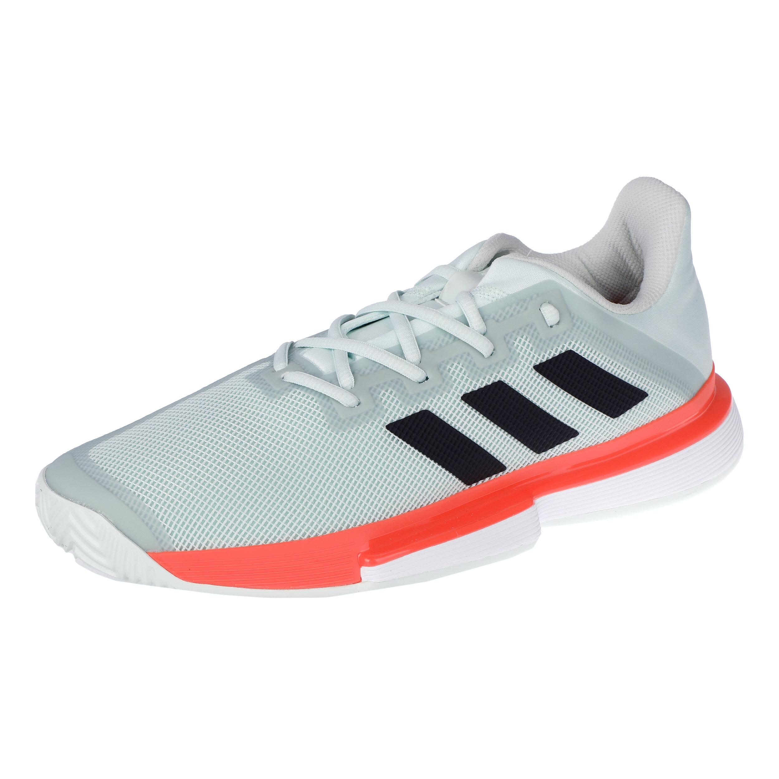 Sole Match Bounce Chaussures Toutes Surfaces Hommes Mint, Noir