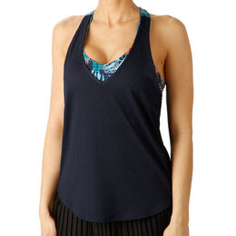 Cabana Knotted Bralette Tank Women