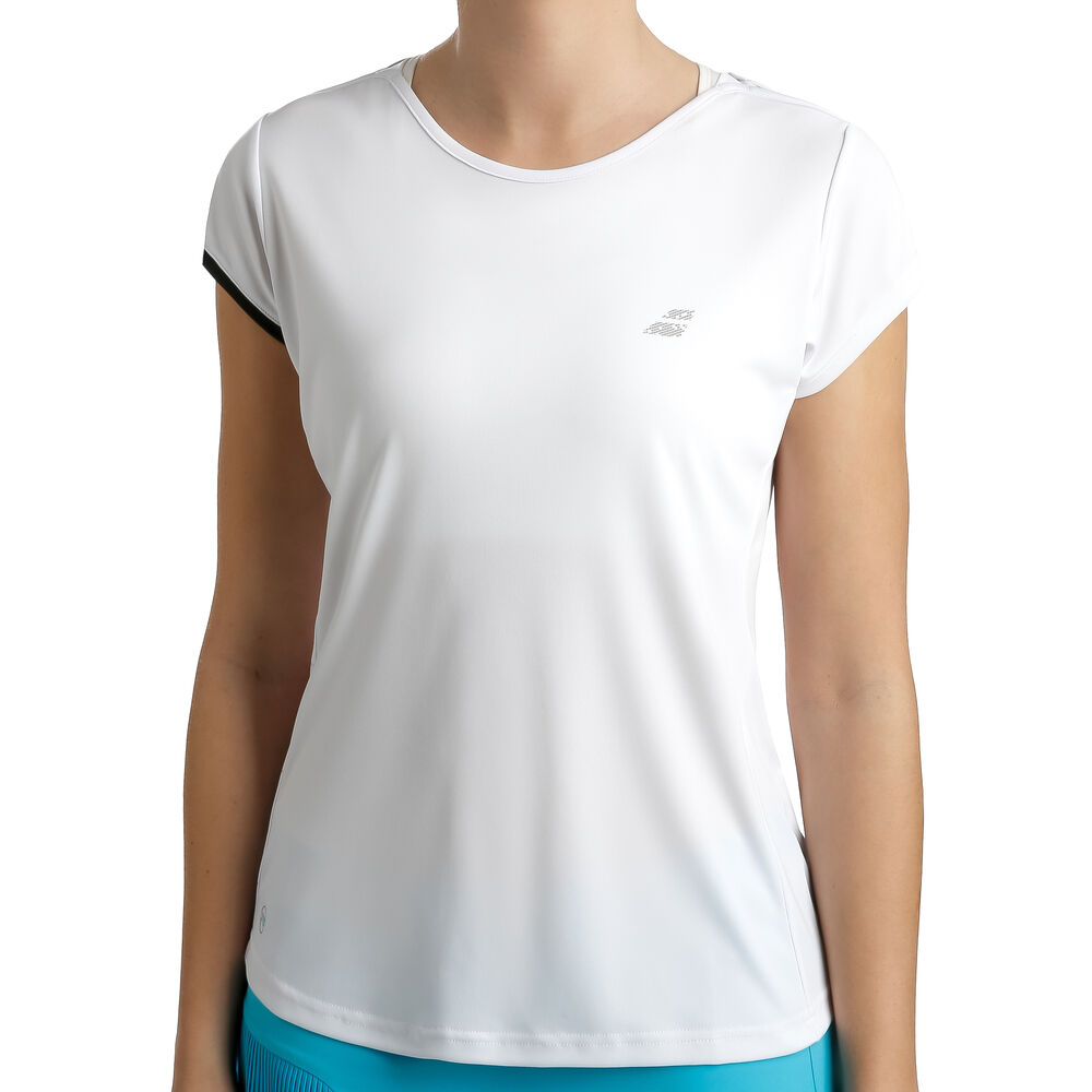 Performance Cap Sleeve T-shirt Femmes