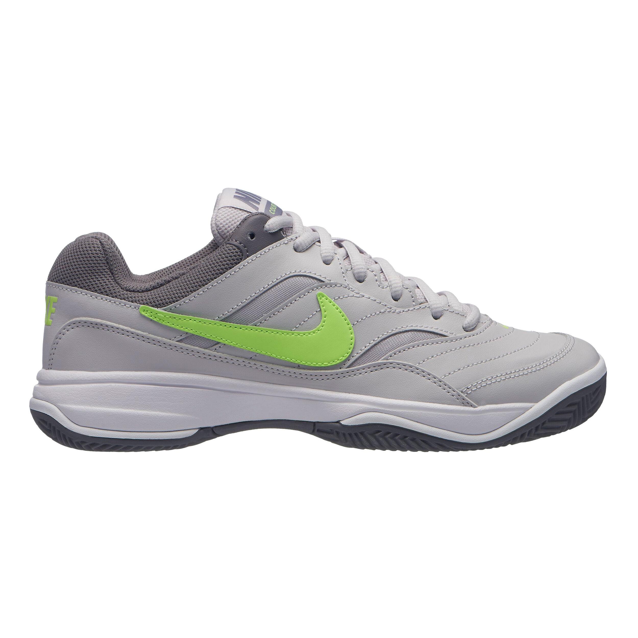 Court Battue Fluo Femmes Nike Gris Lite Terre Clay Chaussure ClairJaunes jULqSMVzpG