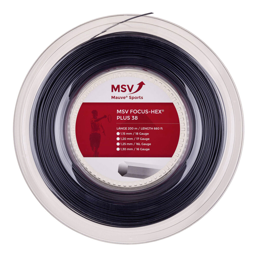 Focus-HEX Plus 38 Bobine Cordage 200m