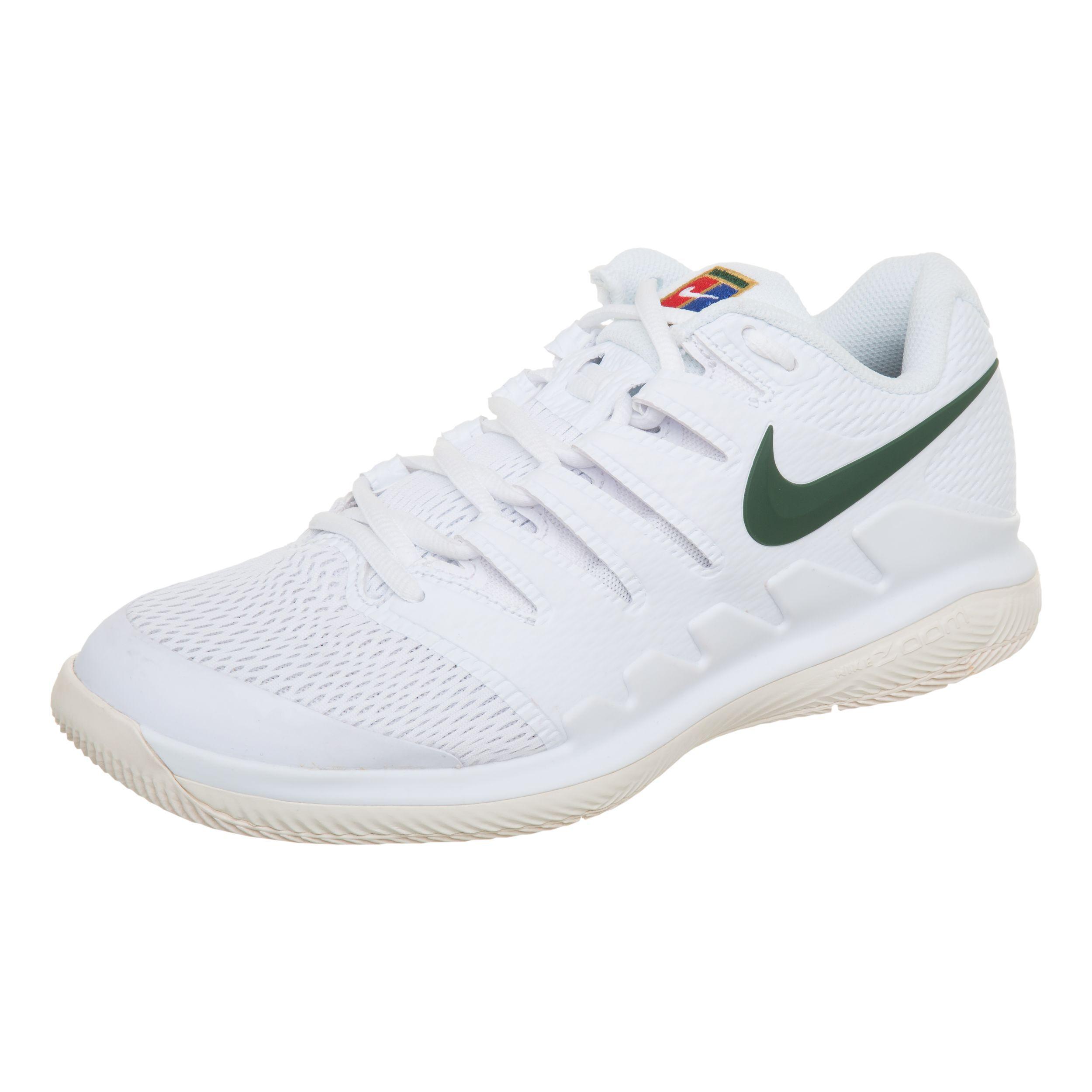 Nike Air Zoom Vapor X Chaussures Toutes Surfaces Femmes - Blanc ...