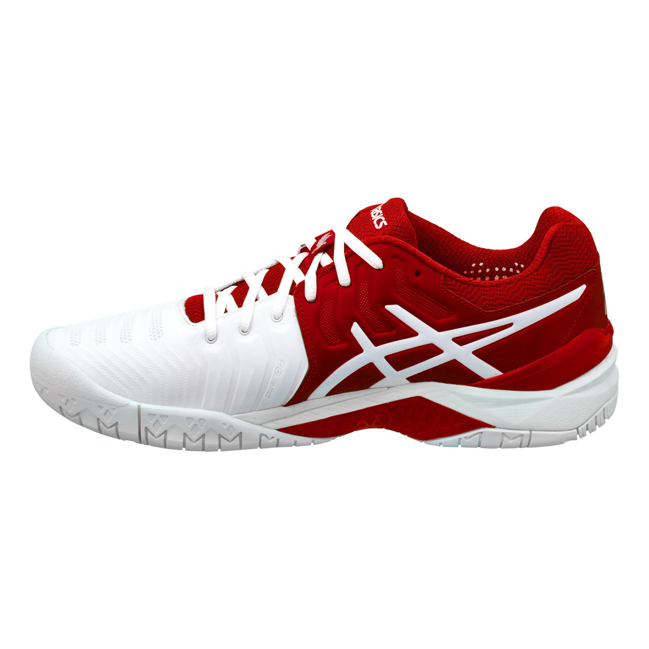 Asics Resolution Hommes Gel Novak Chaussure Tout Terrain Djokovic nN80wOkPX