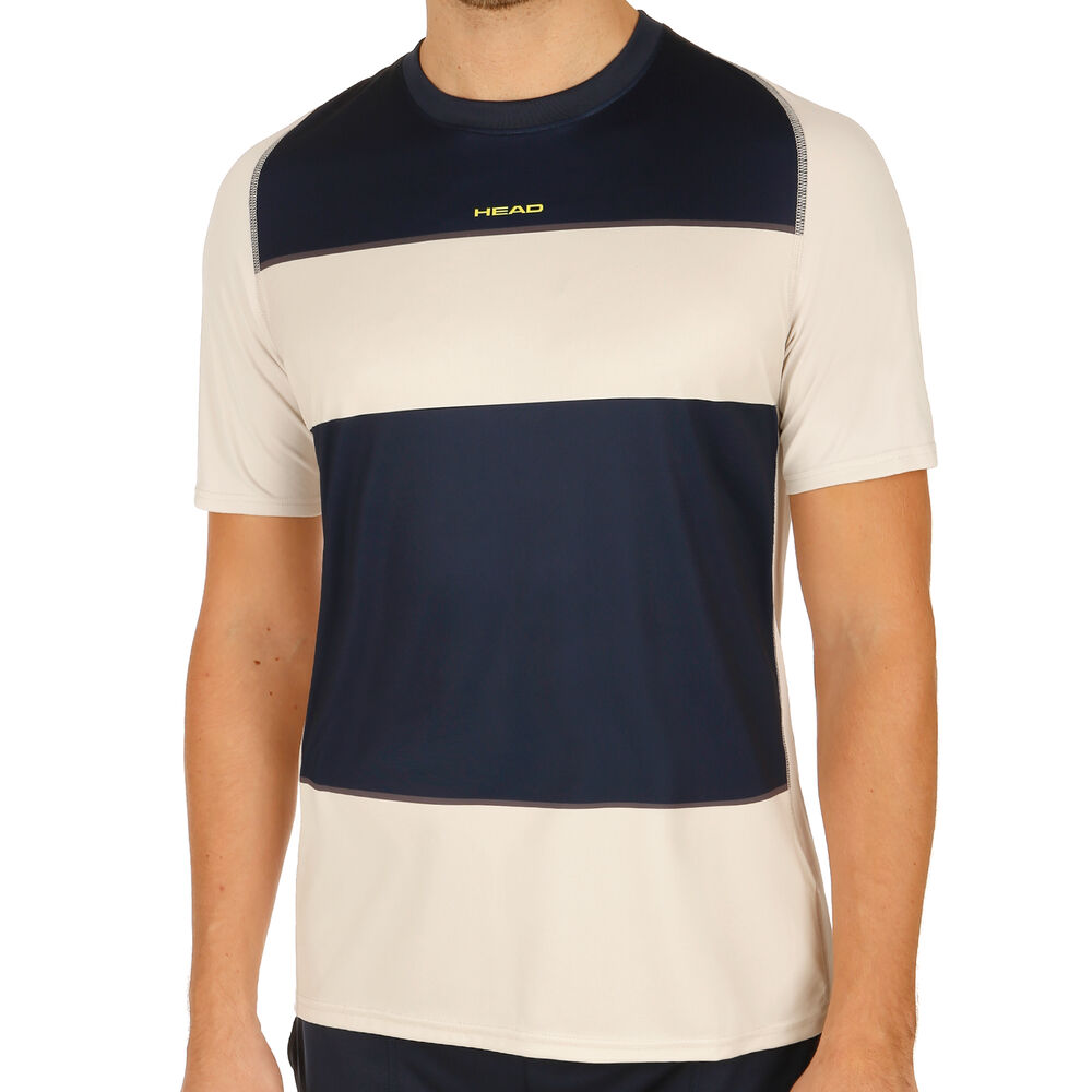 Vision Striped T-shirt Hommes