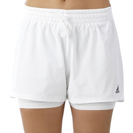 Woven 2in1 Shorts Women
