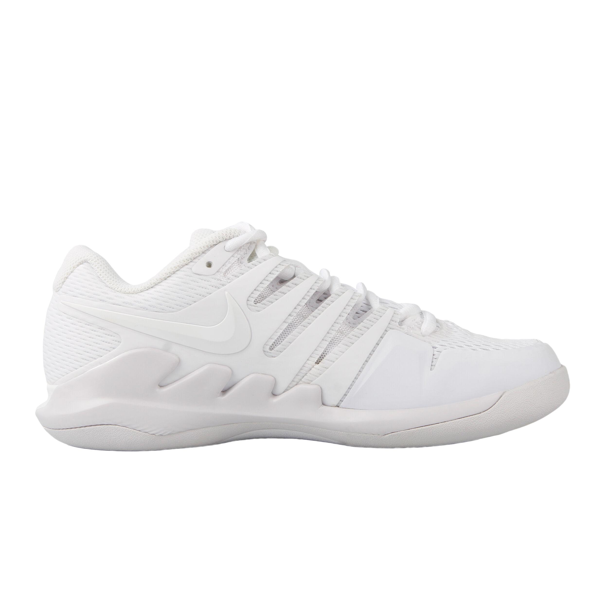 Nike Air Zoom Vapor 10 Chaussure Moquette Femmes Blanc