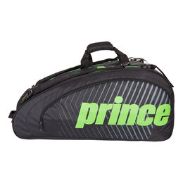 Challenger 12 Racket Bag black/green