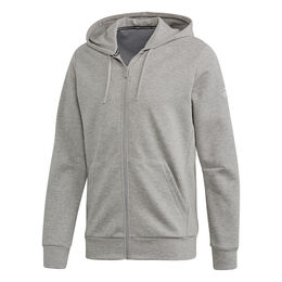 Must Have Plain Full-Zip Hoodie Men