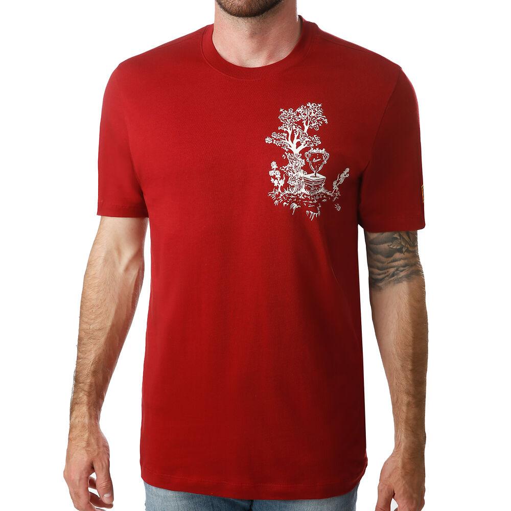 Court Seasonal T-shirt Hommes