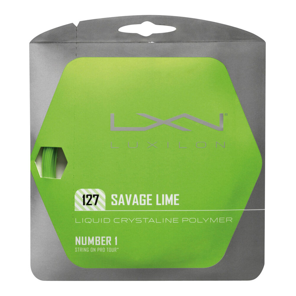 Savage Lime Cordage En Set 12,2m
