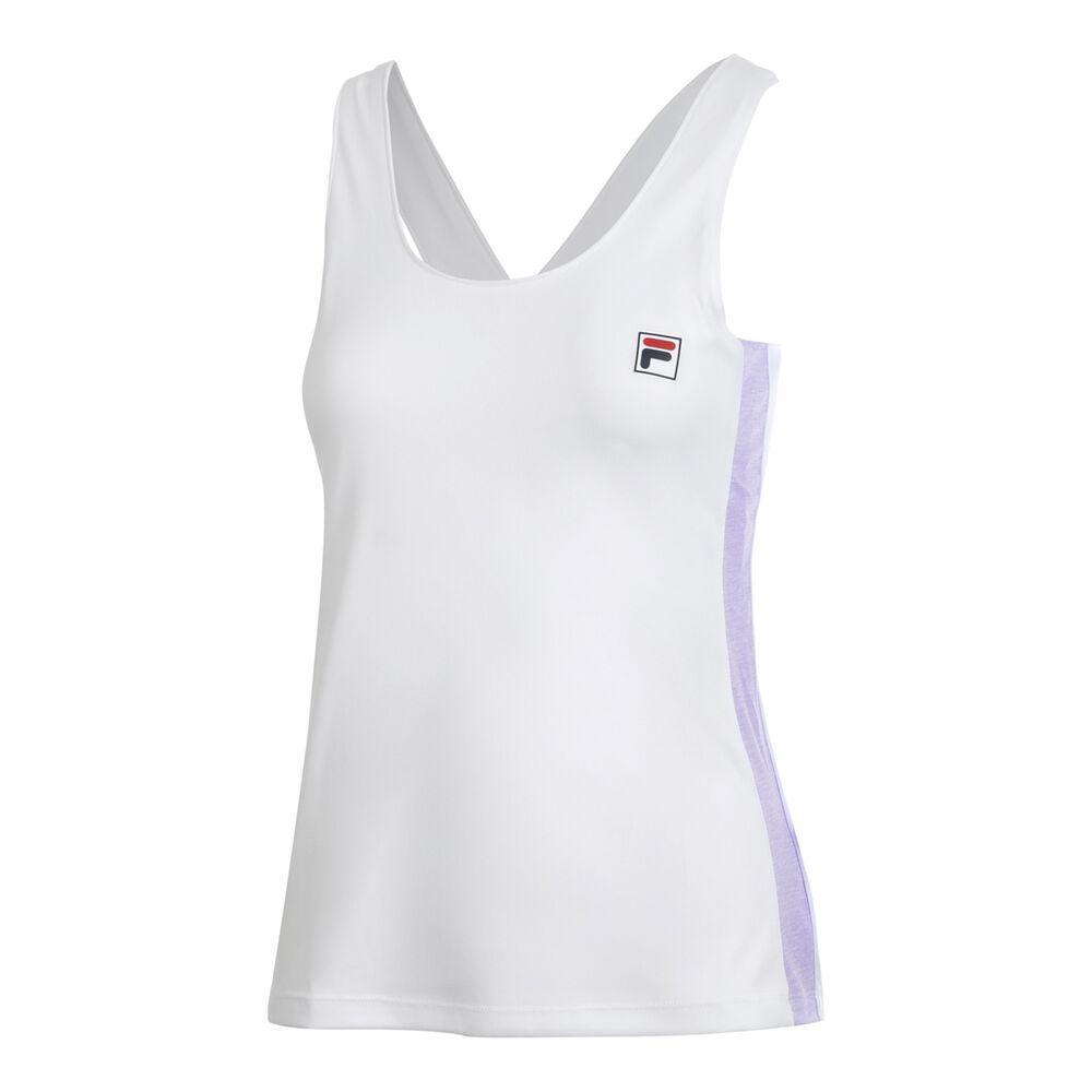 Fila Sera Débardeur Tank Top Femmes - Blanc , Lilas