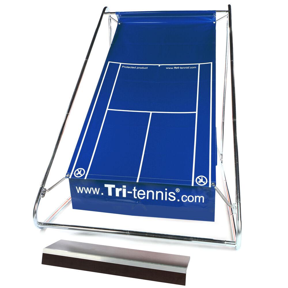 Tri-Tennis XL Mur D'entraînement - Bleu Foncé