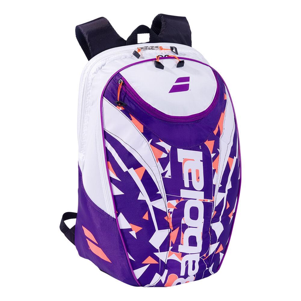 Babolat Backpack Club Sac De Padel - Violet , Blanc