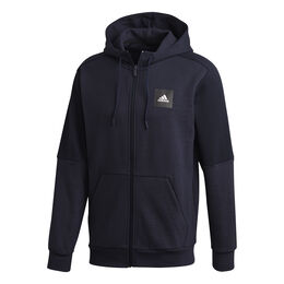 Must Have Full-Zip Hooded Track Top Men