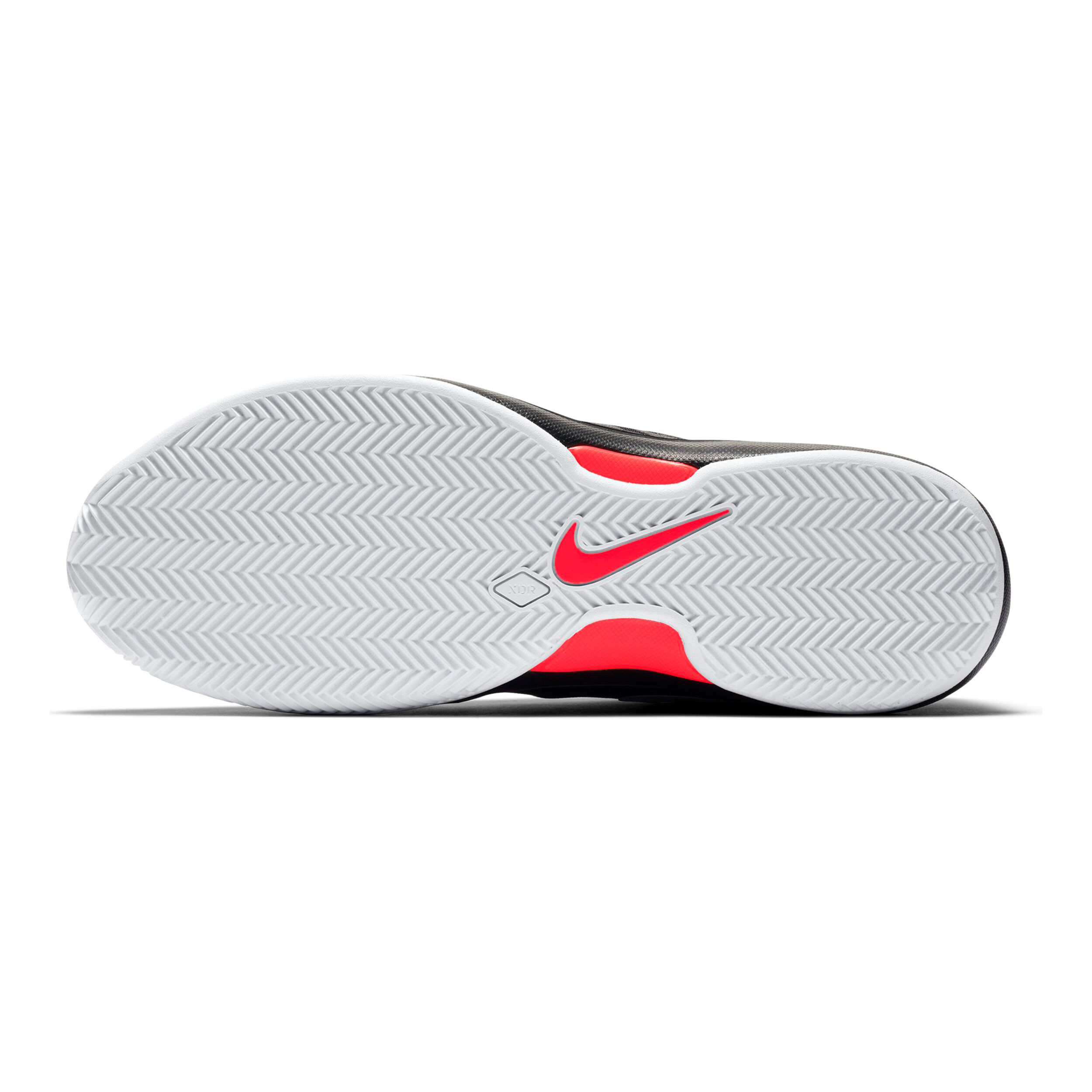 Nike Hommes Chaussures De Tennis Nike Air Zoom Prestige Clay Noir