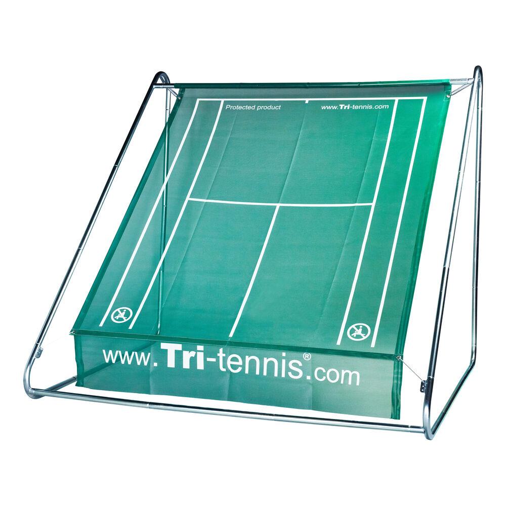 Tri-Tennis XXL Mur D'entraînement - Vert Foncé